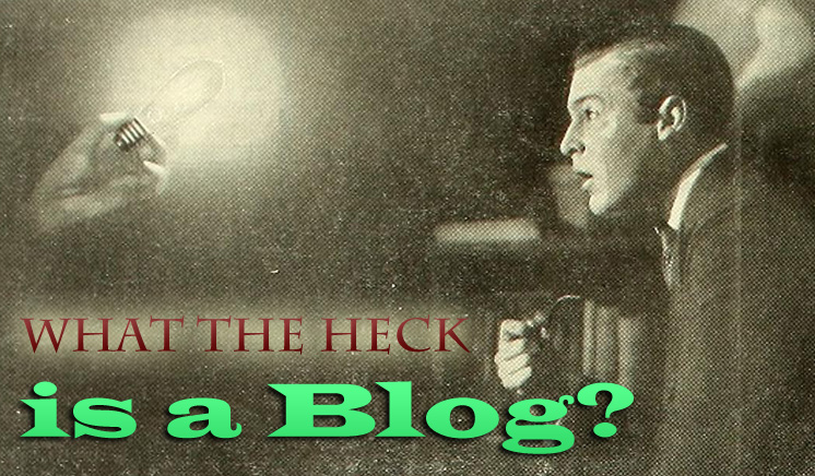 What the heck is a Blog? > 111 Web Studio - by ICG Link, Inc
